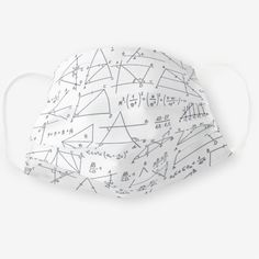 Math Calculations and Shapes Cloth Face Mask | Zazzle.com Just Because Gifts, Birthday Gifts For Boyfriend, Teacher Humor, Health And Safety, Funny Cute, Snug Fit, Sensitive Skin, First Love, Birthday Ideas