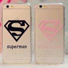 Superman Superwoman Phone Case For iphone 7Plus 7 6 6S 6Plus SE 5 @realcasepeace www.casepeace.com Buy now: https://goo.gl/6XwdqM #phonecase #iphonecase #smartphonecase #iphone #apple #case #pattern #iphone7 #iphonex #iphone5 #champion #anime #movie #bestseller #superman #cartoon #leo #marvel #superwomen #anime