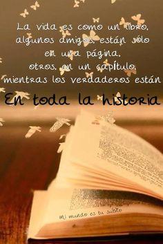Un libro con grandes historias donde solo hay pocos amigos pero solo los mejores llegan hasta el final.