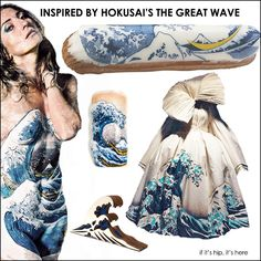 inspired by hokusai's the great wave