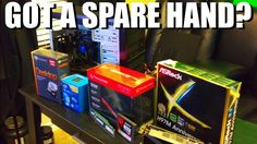 Live $600 Haswell GTX 1060 Gaming PC Build