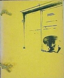 Cover for 'All Watched Over by Machines of Loving Grace' by Richard Brautigan. Originally self published and distributed for free in 1967.