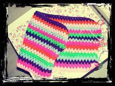 Haken - granny stripes