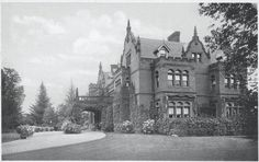 Ventfort Hall, built by George and Sarah Morgan as their summer home, is an imposing Jacobean Revival mansion that typifies the Gilded Age in Lenox. Sarah, the sister of J. P. Morgan, purchased the property in 1891, and hired Rotch & Tilden, prominent Boston architects, to design the house. The town of Lenox was the center of the social season in the Berkshires during the Gilded Age, the period between the Civil War and the First World War. Drawn to the Berkshires by artists and wr...