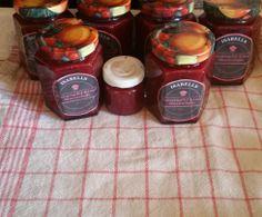 Granatapfel-Kirsch Marmelade