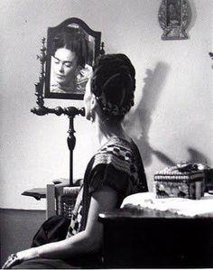 Allo specchio!