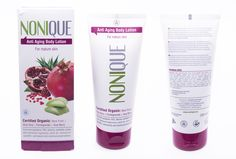 Nonique – Anti Aging Body Lotion :)   http://veganmakeup.se/2015/06/06/nonique-anti-aging-body-lotion/