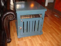 Dog crates I've built and the boys are modeling in them.     Dog toys for yout dog to play with.    Repin if you approve them.