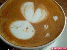 a bunny good morning