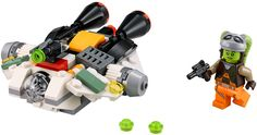 LEGO Star Wars Micro Fighters 75127: The Ghost. Released 2016