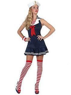 Disfraz de marinera - Kiabi