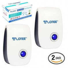 d738ef6858d Ultrasonic Pest Repeller for Repels Rodent and Insect Pack of 2 Pest  Repellent Best Pest Control