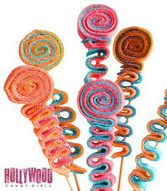 We are The Hollywood Candy Girls and our world and business consist of all things candy and wed like to welcome you into our crazy lil Candy World! These Custom Candy Stick Kabobs, Sweet Sticks, Candy Skewer Sticks, Skewers, Kebabs, Candy Party Favors, Party Treats, Candy Land Party, Kids Party Snacks, Hollywood Candy, Wedding Reception Party Favors
