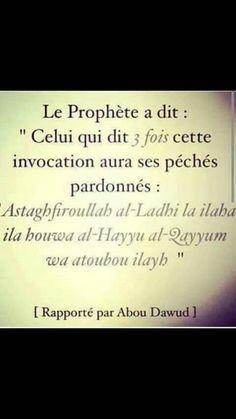 Hadith Islam, Duaa Islam, Islam Muslim, Alhamdulillah, Quran Quotes Inspirational, Islamic Quotes, Citations Yoga, Coran Islam, Islamic Prayer