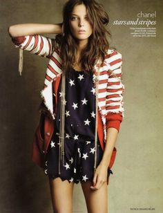 Stars & Stripes by Chanel