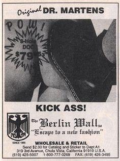 read the arsonist Berlin Wall, Flyer, Retro Aesthetic, Zine, Dr. Martens, Les Oeuvres, Twitter, Street Art, Kicks