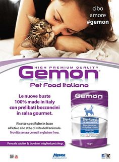 Gemon - le nuove buste 100% Made in Italy