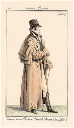 Men's Fashion During the Regency Era to – All About Canadian H. - Men's Fashion During the Regency Era to – All About Canadian H. Men's Fashion During the Regency Era to – All About Cana. 1870s Fashion, Victorian Fashion, Victorian Dresses, 1700s Dresses, Victorian Gothic, Gothic Lolita, Historical Costume, Historical Clothing, Chicano