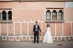 Real Wedding Marrakech Style