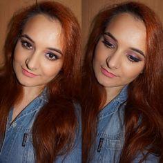 Beauty Make Up, Light Purple, Evolution, How To Make
