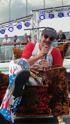 Kid Rock Cruise Q&A