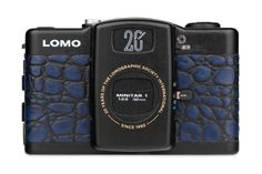 LC-A+ 20th Anniversary Edition -  The camera that started it all has been restyled in a 1000 piece limited 20th Anniversary Edition!
