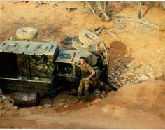 A moerse pothole in Sector 10 Once Were Warriors, Defence Force, Boat Design, Cold War, Military History, Rock Music, South Africa, Army, African
