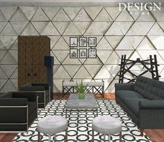 Design Homes, House Design, Patio, Contemporary, Outdoor Decor, Home Decor, Decoration Home, Room Decor, Architecture Design