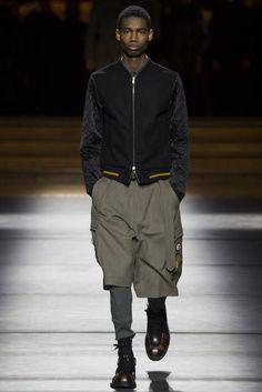 dries van noten - fall 2016 menswear