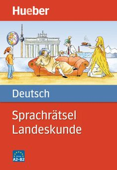 Hueber | Shop/Katalog | Sprachrätsel Deutsch - Landeskunde