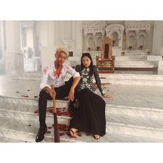 Jessica Gomes updated a pic with Z.Tao from Crown MV