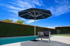 National Outdoor Furniture specializes in premium quality umbrellas for customers that need additional shade for your pool, park or patio. Our commercial quality umbrellas are available in various colors, sizes and mounting options to suit your outdoor setting. Commercial grade fabrics and materials allow our umbrellas years of use under the harshest conditions. With our competitive prices and personalized service we are sure you will be happy enjoying the superior shade our umbrellas…