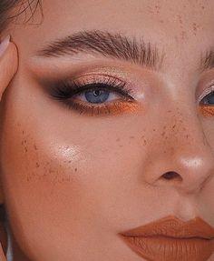 Makeup Eye Looks, Eye Makeup Art, Kiss Makeup, Cute Makeup, Gorgeous Makeup, Pretty Makeup, Beauty Makeup, Hair Makeup, Makeup Trends