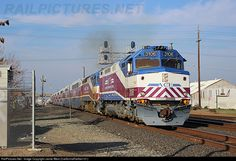 RailPictures.Net Photo: ACEX 3106 Altamont Commuter Express EMD F40PH-3C at Stockton, California by Jamie West (CaliforniaRailfan101)