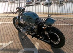 "KEVILS SPEED SHOPS ""SPIDER!"" BMW R100 SCRAMBLER « Custom Bikes « DERESTRICTED"