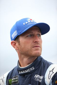 Kasey Kahne Photos Photos - Kasey Kahne, driver of the #5 Farmers Insurance Chevrolet, looks on during qualifying for the Monster Energy NASCAR Cup Series Overton's 301 at New Hampshire Motor Speedway on July 14, 2017 in Loudon, New Hampshire. - New Hampshire Motor Speedway - Day 1