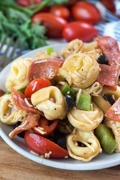 PIZZA TORTELLINI SALADFollow for recipesGet your FoodFfs stuff  Mein Blog: Alles rund um die Themen Genuss & Geschmack  Kochen Backen Braten Vorspeisen Hauptgerichte und Desserts