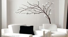 Branches Wall Decal Sticker Wall Decal at Art.com