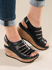 Sporty and fun, Women& Bussola Formentera Sandals give you right-now style and long-term comfort. Get your new favorite wedge shoes now! Comfy Shoes, Cute Shoes, Comfortable Shoes, Me Too Shoes, Wedge Shoes, Shoes Sandals, Heels, Cheap Shoes, Luxury Shoes