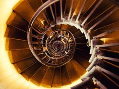 The Monument Stairs by preynolds, via Flickr