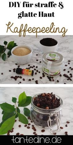 Everything you needed for a DIY coffee peeling and how it is made can be found today on tantedine. Have fun peeling! Everything you needed for a DIY coffee peeling and how it is made can be found today on tantedine. Have fun peeling! Ikea Hacks Makeup Vanity, Makeup Vanity Decor, Diy Vanity, Aloe Vera, Pelo Cafe, Diy Peeling, Diy Household Tips, Diy Beauté, Healthy Nails