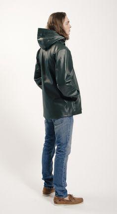 Brigg Jacket 310 by Grundéns Originals Plastic Mac, Rain Jacket, Bomber Jacket, Rain Wear, Spring Summer 2015, Raincoat, Macs, The Originals, Jackets