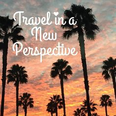 Travel in a New Perspective: Be Kind
