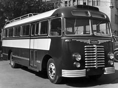 '1951-56 Ikarus 30 Busa, Bus Coach, Kubota, Commercial Vehicle, Old Trucks, Public Transport, Old Cars, Techno, Touring