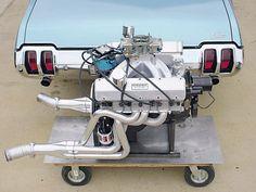 Oldsmobile Engine Photo 12