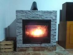 chimenea decorativa navidea de plumavit youtube