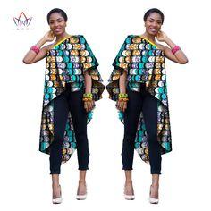 Aliexpress.com: Acheter Véritable Africain Robe pour les Femmes 2017 d'été sans manches casual long partie robe Dashiki 6xl de l'épaule Plus taille WY1248 de dress for fiable fournisseurs sur African Custom Clothing