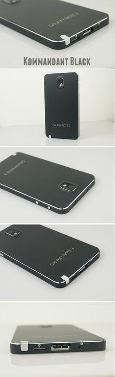 Casefanatic Kommandant Galaxy Note 3 Ultra Thin Metal Case