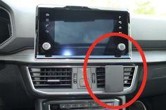 V ponuke sú nové konzoly ProClip pre vozidlá Seat Tarraco. Power Strip, Samsung Galaxy, Automobile