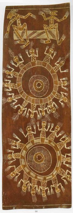 The aim of this article is to assist readers in identifying if their aboriginal bark painting is by Billy Irrwala . It compares different examples Aboriginal Art For Kids, Aboriginal History, Aboriginal Painting, Aboriginal Artists, Nature Spirits, African Masks, Indigenous Art, Australian Artists, Ancient Aliens
